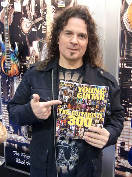 YG速報:NAMM show 2012 第2日目 « ヤング・ギター YOUNG GUITAR