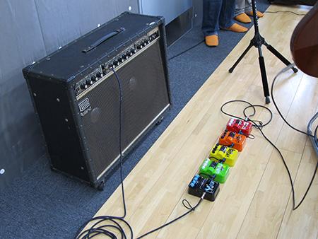 VOX Tone Garage Series - 試奏中