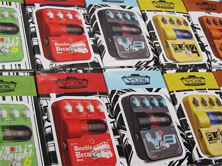 VOX Tone Garage Series - パッケージ
