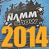 NAMM 2014 eyecatch