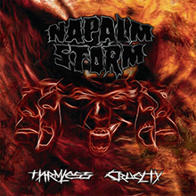 NAPALM STORM - HARMLESS CRUELTY