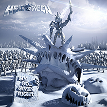 HELLOWEEN - MY GOD-GIVEN RIGHT