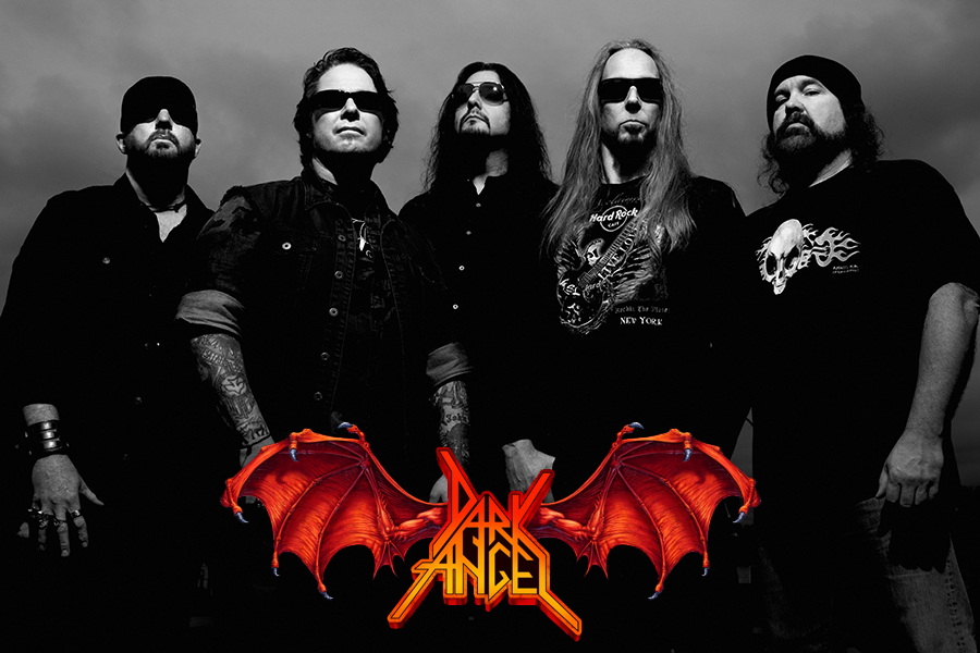 THRASH DOMINATION 2016 - DARK ANGEL