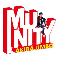 AKIRA JIMBO - MUNITY