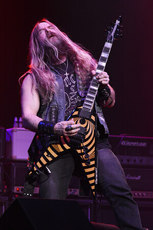 Zakk Wylde 2015 by William Hames