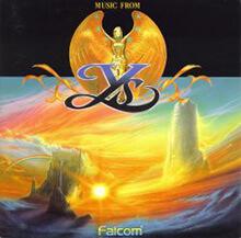 オリジナル・サウンド・トラック『MUSIC FROM Ys』(1993年)