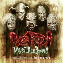 LORDI - MONSTEREOPHONIC(THEATERROR VS. DEMONARCHY)