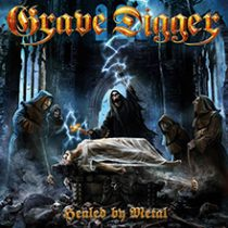 GRAVE DIGGER-  HEALED BY METAL