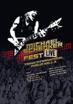 MICHAEL SCHENKER FEST - LIVE - TOKYO INTERNATIONAL FORUM HALL A