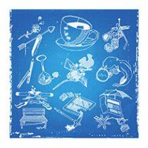 空想委員会 - デフォルメの青写真