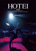HOTEI - Maximum Emotion Tour - The Best for the Future