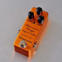 Fluorescent Orange Amp In A Box