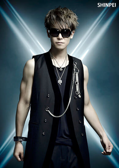 BREAKERZ - SHINPEI