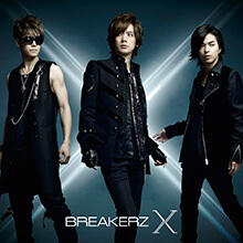 BREAKERZ - X 通常盤