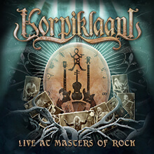 KORPIKLAANI - LIVE AT MASTERS OF ROCK