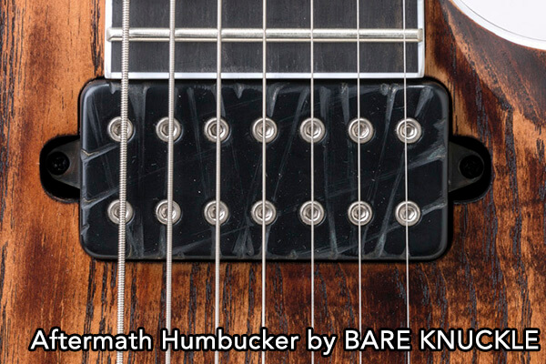 Aftermath Humbucker by BARE KNUCKLE
