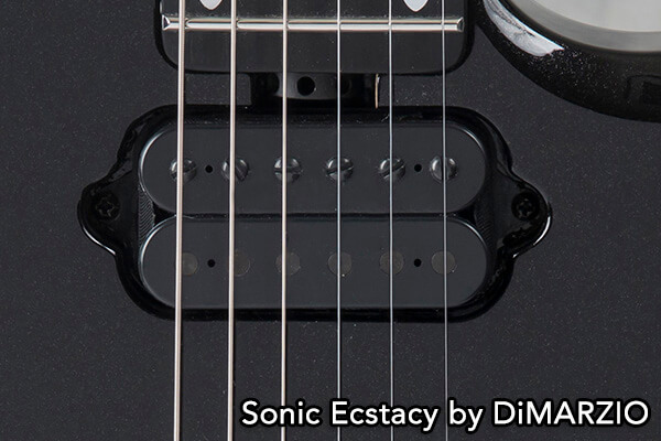 Sonic Ecstacy by DiMARZIO