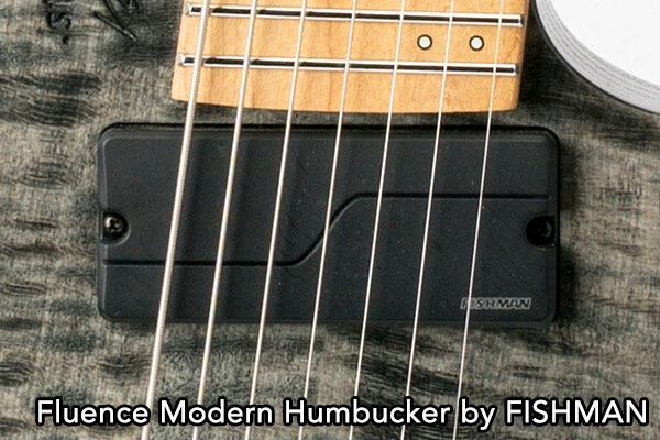 Fluence Modern Humbucker by FISHMAN