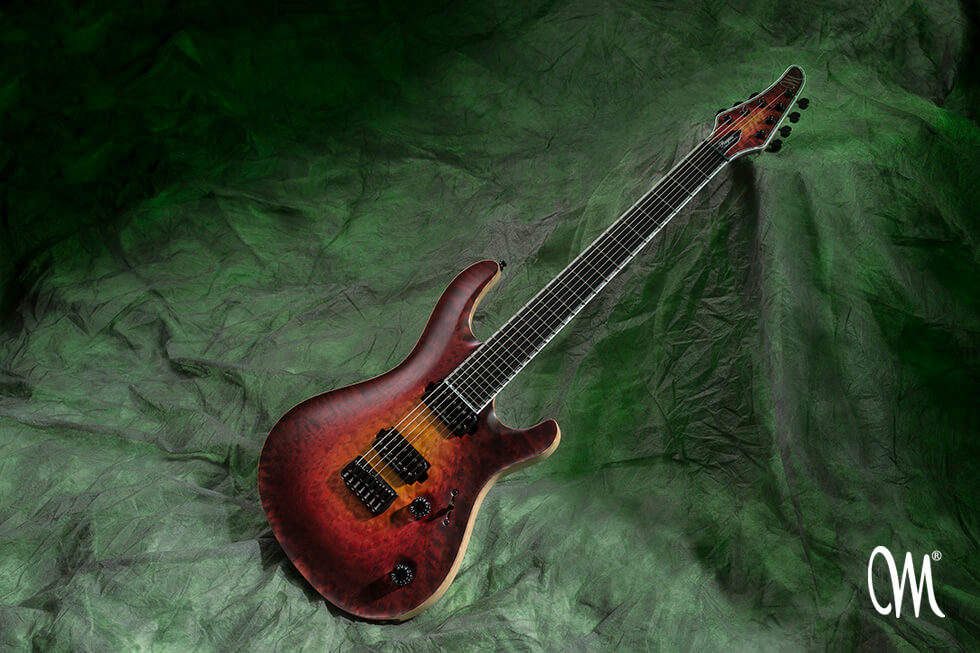 MAYONES GUITARS:Regius Core Classic 7