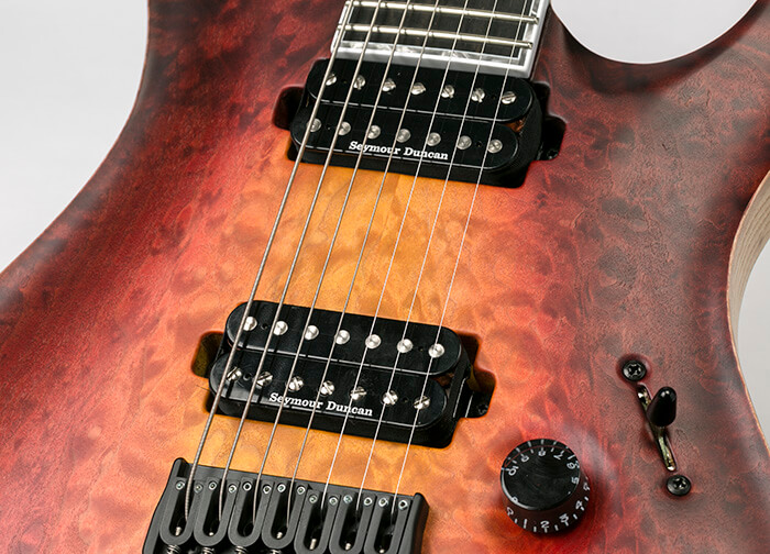 MAYONES GUITARS Regius Core Classic 7 拡大3