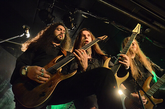 WINTERSUN - Band