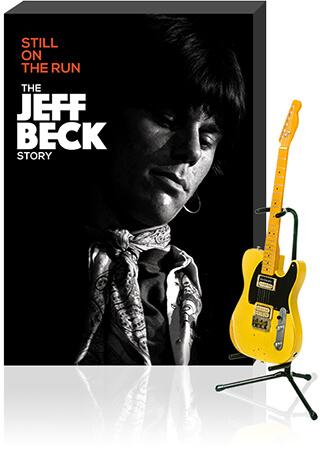 Jeff Beck Documentary art