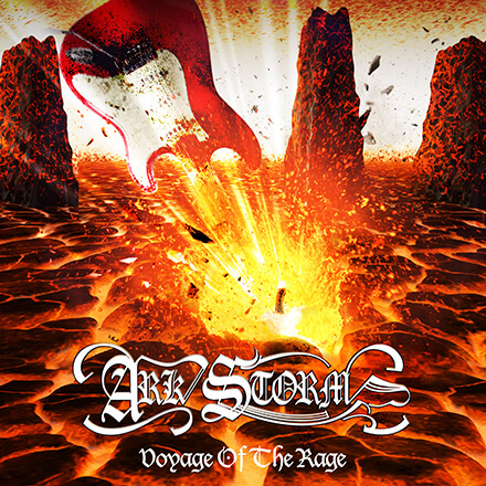 ARK STORM feat. Mark Boals - Voyage Of The Rage