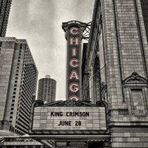 KING CRIMSON - LIVE IN CHICAGO