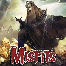 新譜:ミスフィッツの新作が10月にリリース