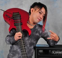 7弦ギタリストISAOがKEY渋谷店にてギター・クリニックを開催