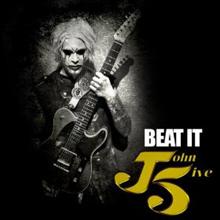 試聴:ジョン・5がM・ジャクソンの「Beat It」を新ソロでカヴァー