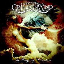THE WINGS OF SALVATION/CRIMSON WIND