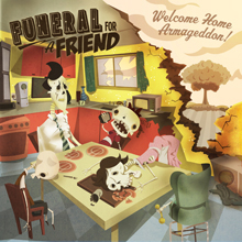 WELCOME HOME ARMAGEDDON!/FUNERAL FOR A FRIEND