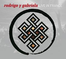LIVE IN FRANCE/RODRIGO Y GABRIELA
