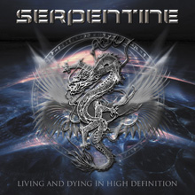 LIVING AND DYING IN HIGH DEFINITION/SERPENTINE