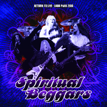 RETURN TO LIVE – LOUD PARK 2010/SPIRITUAL BEGGARS