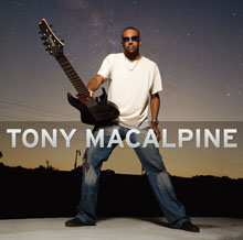 TONY MACALPINE/TONY MACALPINE