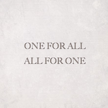 ONE FOR ALL, ALL FOR ONE/V.A.