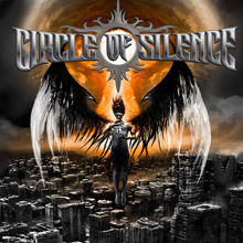 THE BLACKENED HALO/CIRCLE OF SILENCE