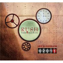新譜:ラッシュが2枚組ライヴ・アルバムを12月にリリース