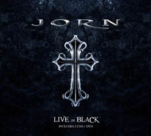 LIVE IN BLACK/JORN