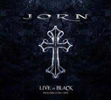 LIVE IN BLACK/JORN
