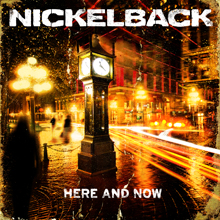 HERE AND NOW/NICKELBACK