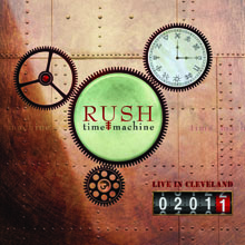 TIME MACHINE 2011: LIVE IN CLEVELAND/RUSH