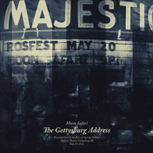 THE GETTYSBURG ADDRESS/MOON SAFARI