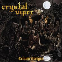 CRIMEN EXCEPTA/CRYSTAL VIPER