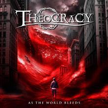 AS THE WORLD BLEEDS/THEOCRACY