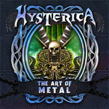 THE ART OF METAL/HYSTERICA