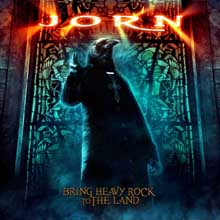 BRING HEAVY ROCK TO THE LAND/JORN