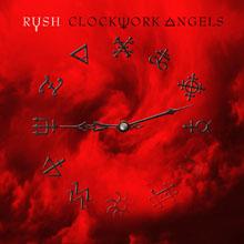 CLOCKWORK ANGELS/RUSH